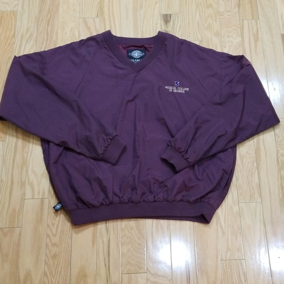 Charles River Apparel Other - Medical College of Georgia MCG Windbreaker